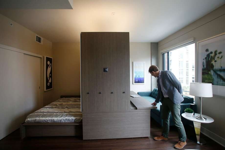 Can robotic furniture make living in tiny apartments easier? - San ...