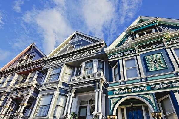 Haight Ashbury Neighborhood, San Francisco, USA