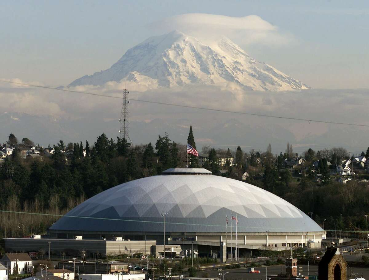 Tacoma ranked tenth out of more than 180 cities for being one of the worst places to rent across the U.S. Tacoma ranked low, according to the study, in metrics of rental vacancy rate, average home square footage, weather, historical rental price changes and cost of living. Share of renters: 49.2% Rental vacancy rate: 4.5% Average home square footage: 1197.67 Share of newer homes: 3.5% Historic rental-price changes: 10.89% Forecasted change of median rent: 3.62% Share of severely cost-burdened renter households: 22.3%
