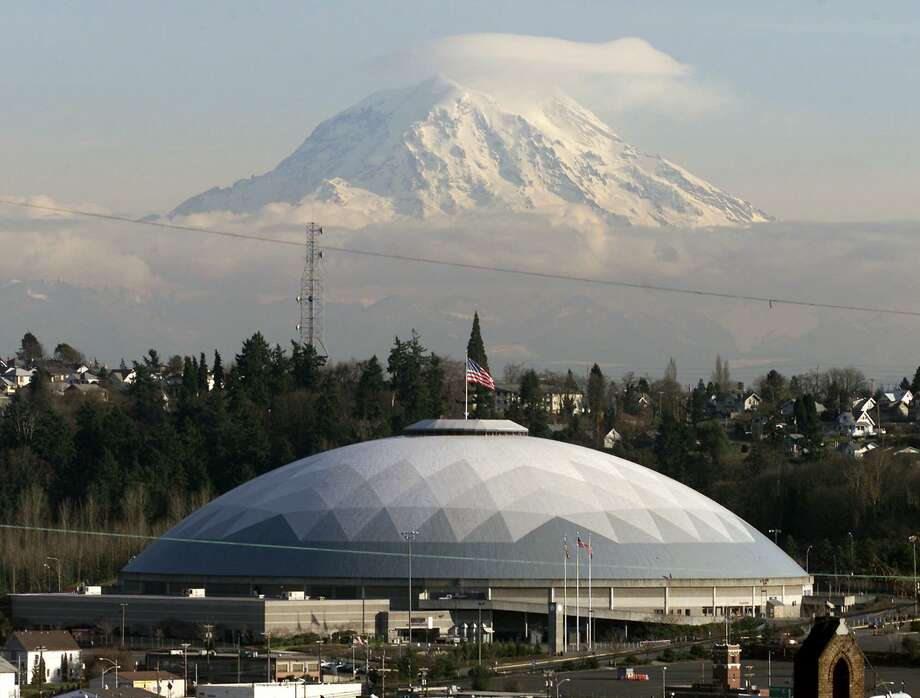 While many cities around the country are moving away from covered facilities, the Tacoma Dome holds it's own. And now it'll be holding down the fort with snazzy new upgrades. Photo: JOHN FROSCHAUER/ASSOCIATED PRESS