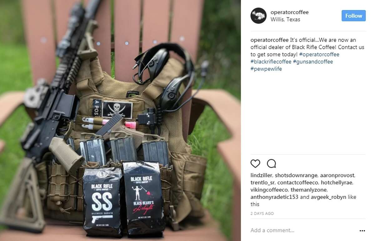 Operator Coffee Co. has announced plans to expand into the Woodlands. Image source: Instagram Keep clicking to which businesses don't allow guns in their stores.