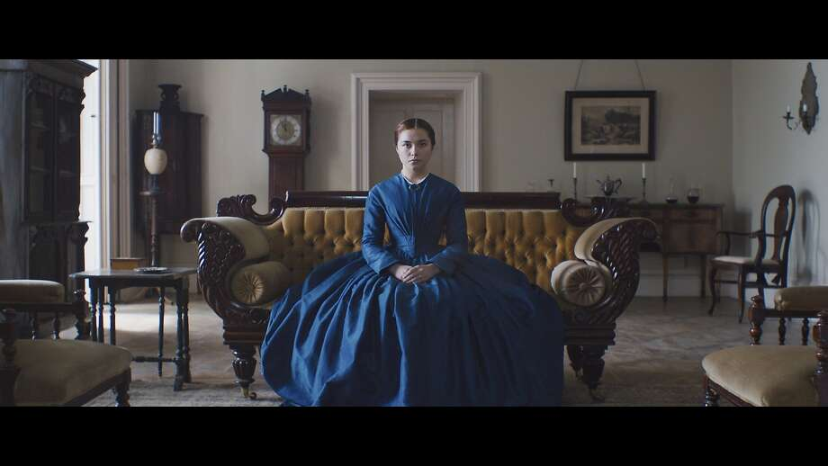 """Florence Pugh, who was 19 during filming, is Katherine in """"Lady Macbeth,"""" opening in the Bay Area Friday, July 21. Photo: Courtesy Of Roadside Attractions"""