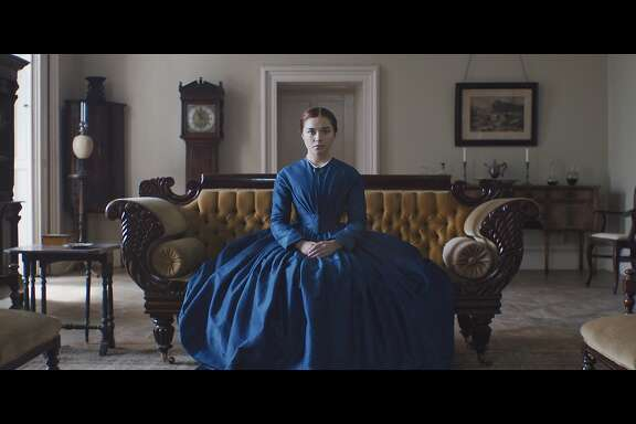 "Florence Pugh is Katherine in ""Lady Macbeth,"" opening at Bay Area theaters on Friday, July 21.  Photo courtesy of Roadside Attractions"