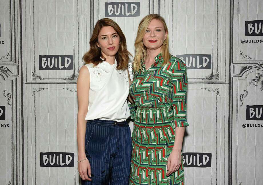 "Director Sofia Coppola, left, and Kirsten Dunst participate in the BUILD Speaker Series to discuss the film ""The Beguiled"" at AOL Studios on Wednesday, June 21, 2017, in New York. (Photo by Evan Agostini/Invision/AP) ORG XMIT: NYEA117 Photo: Evan Agostini / 2017 Invision"