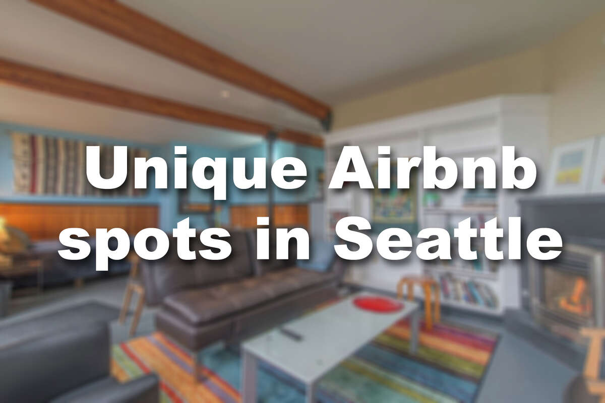 Have some out-of-town guests? Are you planning to be an out-of-town guest? Will the old sofa sleeper just not do? Check out the cool Airbnb offerings in Seattle that are probably way cooler than your place.