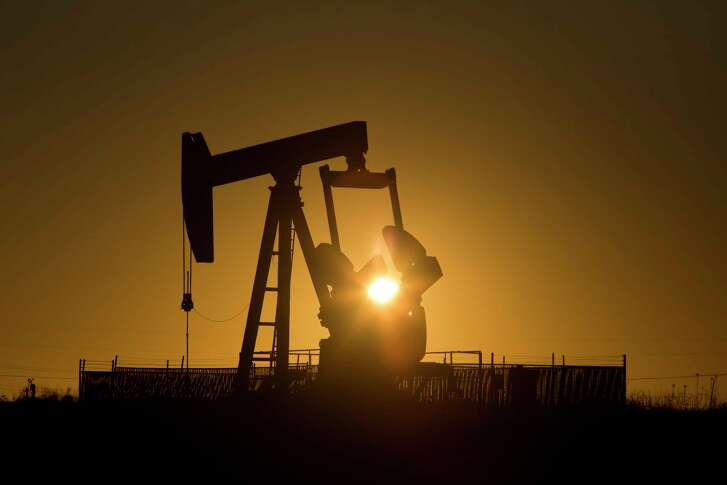 A pump jack in Midland, Texas. (Michael Stravato/The New York Times)