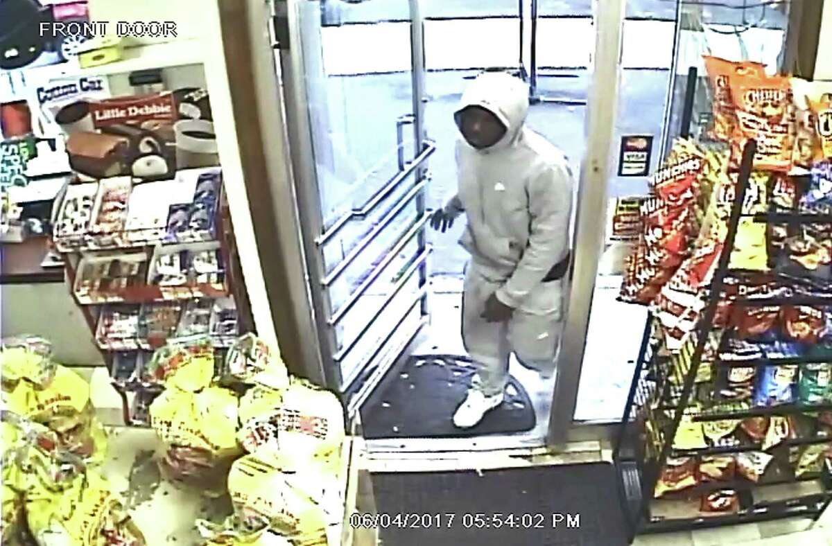 """Norwalk police ask anyone who can identify the male suspect to contact the department at 203-854-3111. Anonymous tips can be sent via www.norwalkpd.com. Anonymous text tips can be submitted to CRIMES (274637) by typing """"NPD"""" into the text field, followed by the message."""