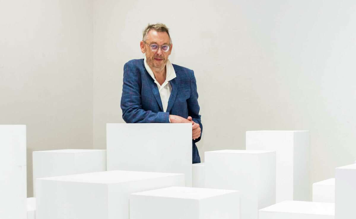 David Kiehl, a curator at the Whitney Museum of American Art in New York City, who curated the Art of the Northeast exhibit at Silvermine Art Gallery.
