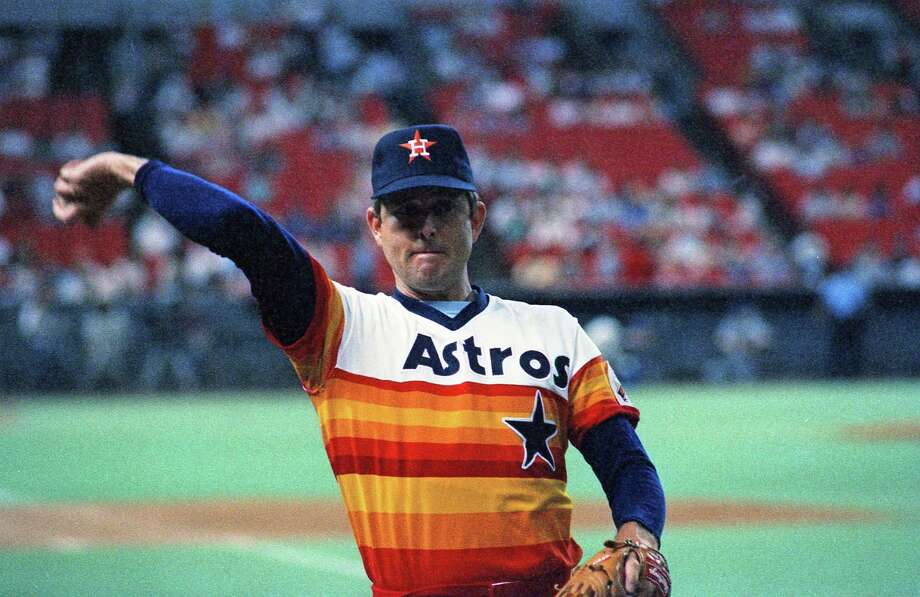 Astros legend Nolan Ryan will visit the team's spring training camp later this month. Photo: Timothy Bullard, HC Staff / Houston Chronicle