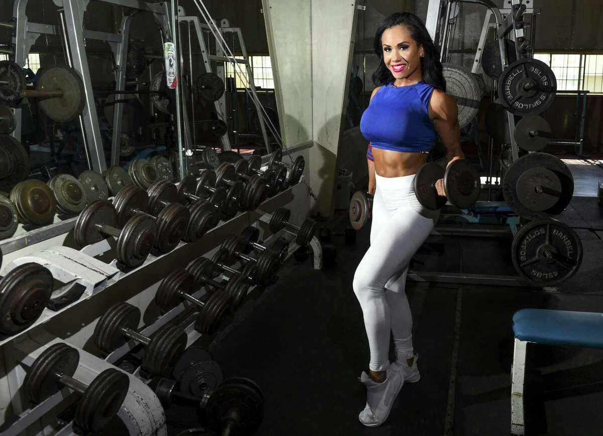 Reyna Rodriguez is set to compete at the 2017 NPC Battle on the Bay in Corpus Christi Saturday.