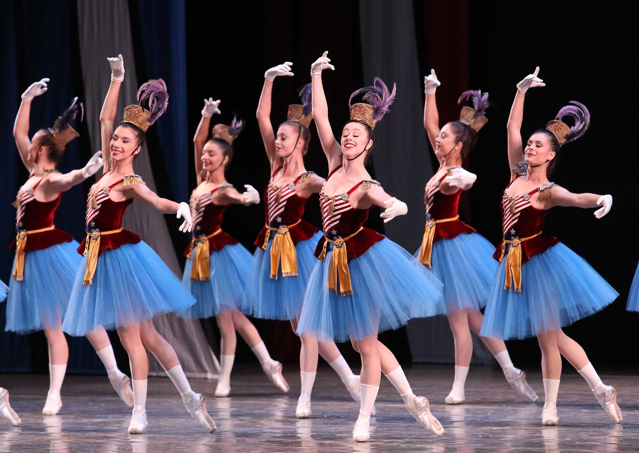 Loss Of Use Coverage >> Photos: New York City Ballet opens at SPAC - Times Union