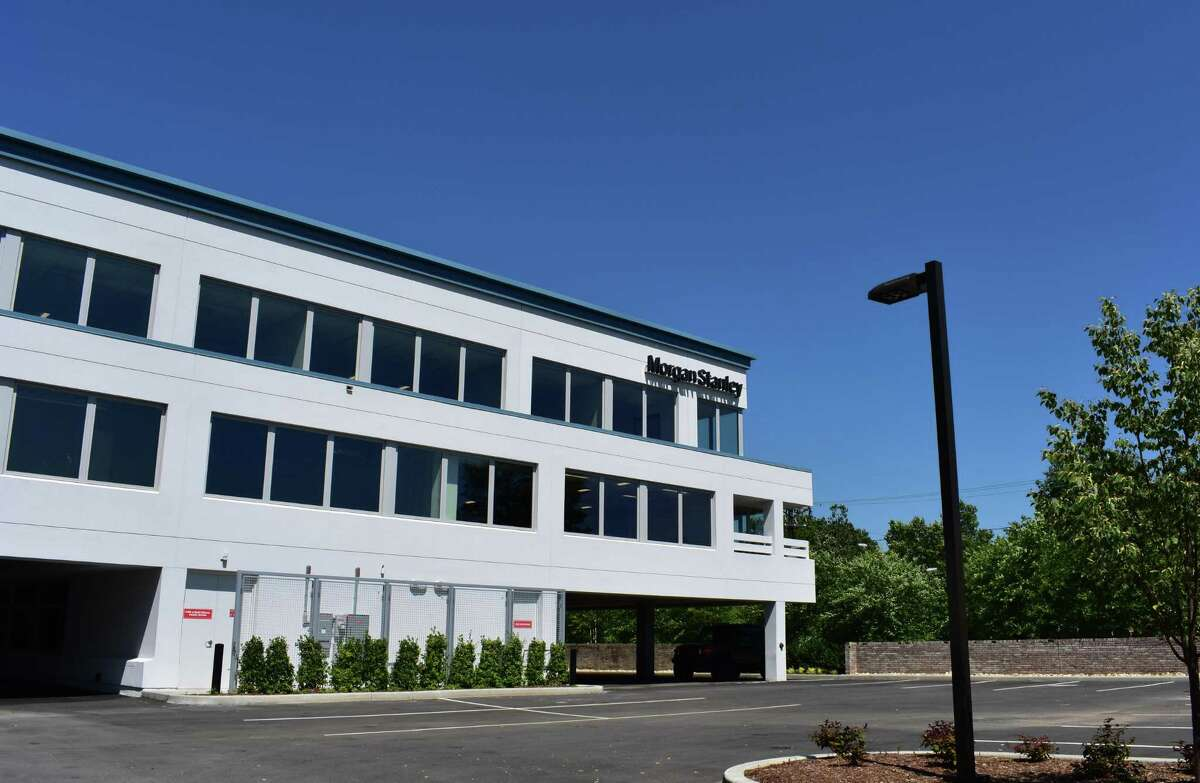 The 500 Post Rd. East offices for Morgan Stanley, with theWestport, Conn. building purchased in 2012 for $9 million by Fred F. French Investing and once serving as the headquarters of the construction equipment giant Terex.