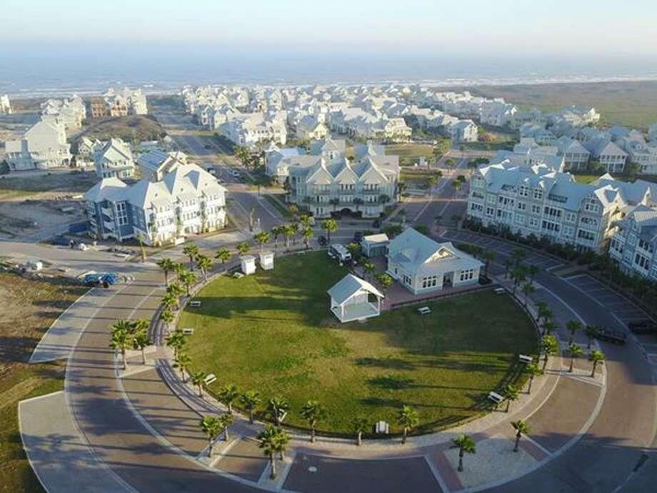 Cinnamon Shore aerial image. Photo: Courtesy