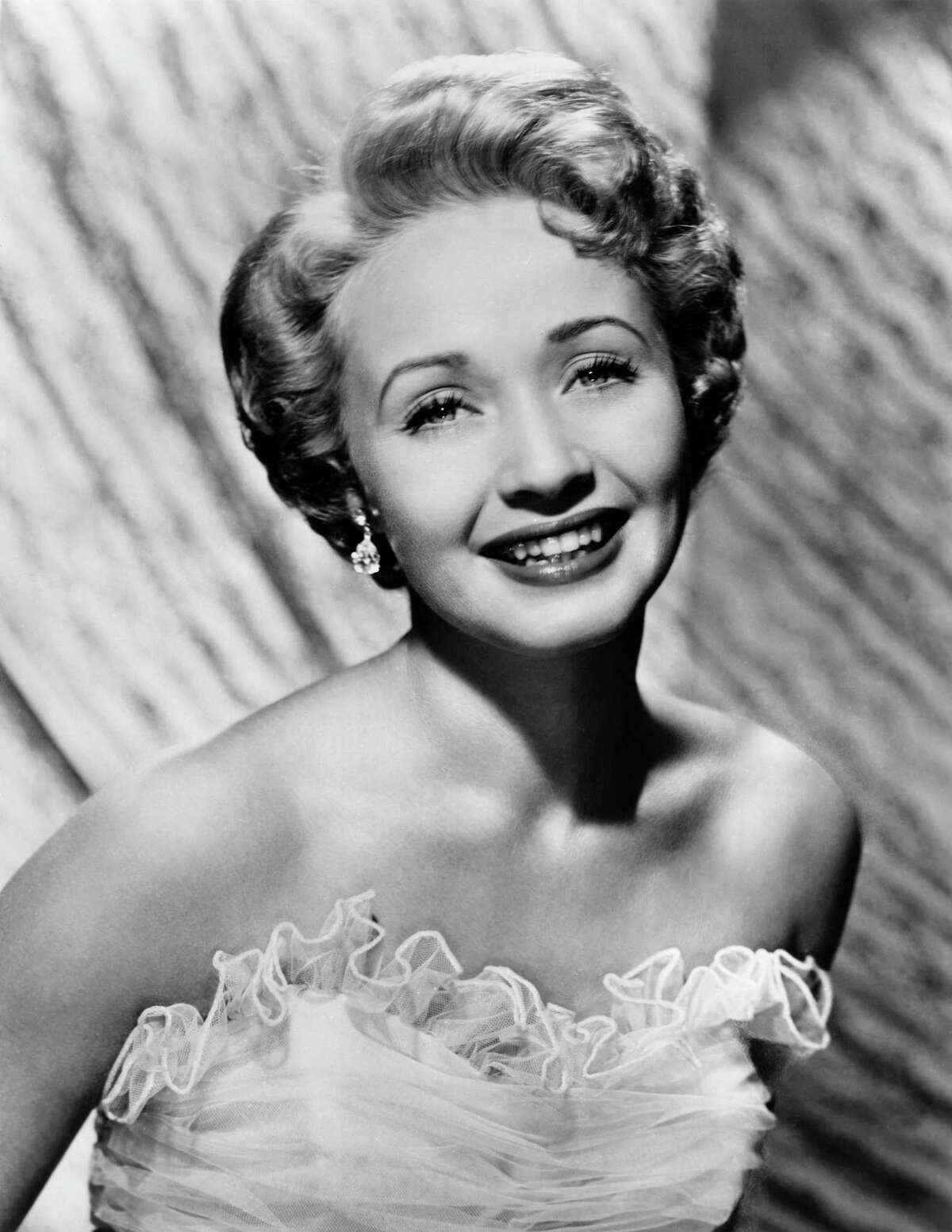 Actress Jane Powell, who lives in Wilton, made her film debut in 1944. In her early days at MGM, she attended school on the studio lot with other young actors, including Debbie Reynolds and Elizabeth Taylor.