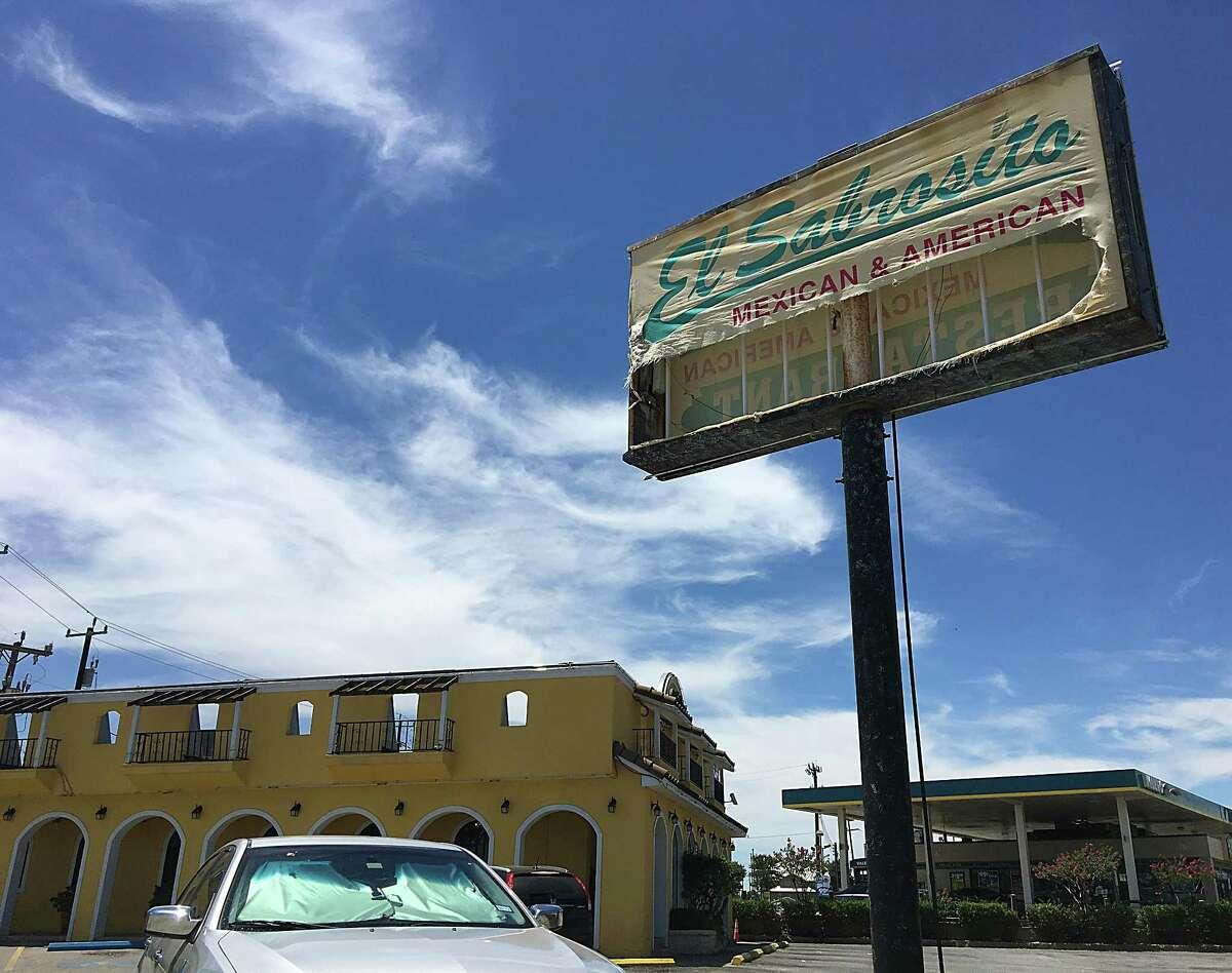 El Sabrosito on FM 78 in Converse near San Antonio.