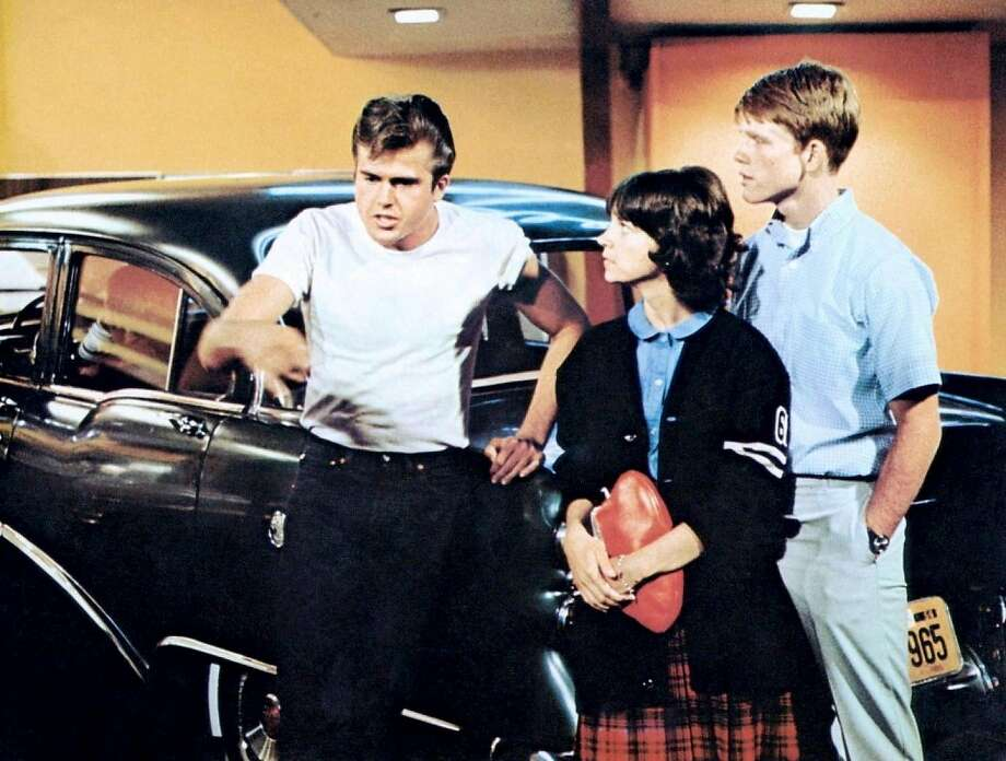 """""""American Graffiti"""": Probably right up there in the coming-of-age genre. Photo: Universal"""