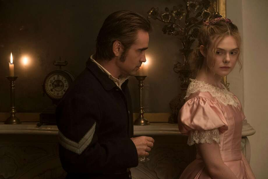 """""""The Beguiled"""": Cold style of director Sofia Coppola didn't stop judges at Cannes. Photo: Ben Rothstein / Focus Features"""