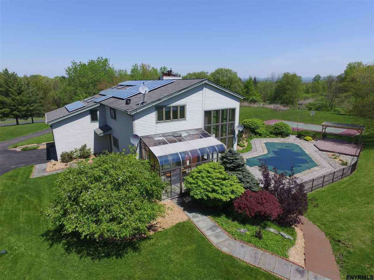 $449,000, 33 Concord Drive, Schodack, 12033. Open Sunday, July 9, 1 p.m. to 3 p.m. View listing