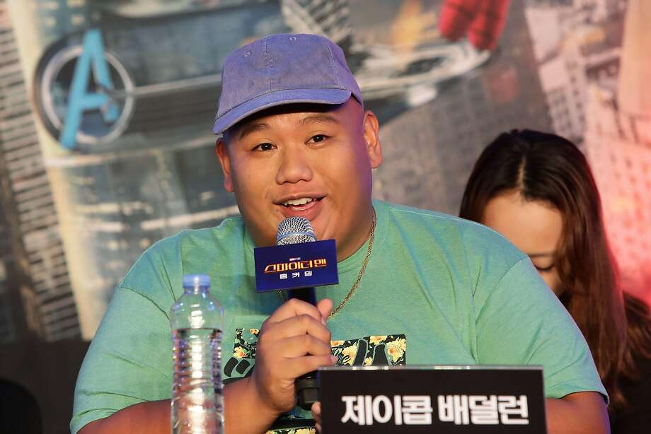 Jacob Batalon, of Filipino descent, adds diversity to the new Spider-Man film. Photo: Chung Sung-Jun, Getty Images