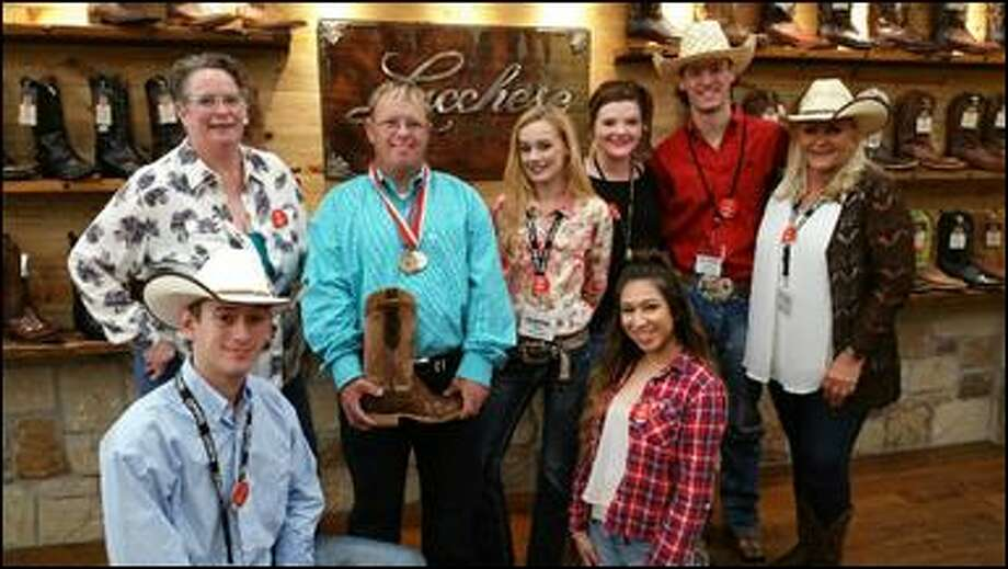 Cavender's will sell paper torches to symbolize its support for Special Olympics Texas athletes. The paper torches will be available for purchase for $1. Cavender's has raised nearly $25,000 for the athletes to date. Photo: Courtesy