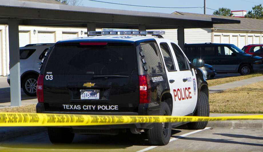 A Texas City police vehicle is pictured in this Jan. 15, 2014 file photo. Photo: Marie D. De Jesus/Houston Chronicle