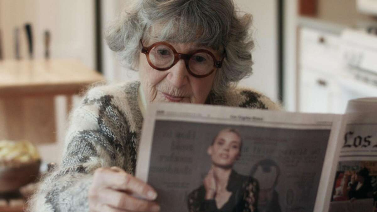 Subject Marcia Nasatir in a still from A CLASSY BROAD, a film by Anne Goursaud. Screens Saturday, July 22nd at 3:50PM at CineArts in Palo Alto; Sunday, July 23rd at 1:35PM at Castro Theatre in San Francisco; and Sunday, August 6th at 12:15PM at the Landmark Albany Twin in Albany. Photo courtesy Jewish Film Institute