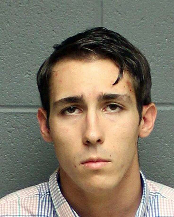 Monroe police charged 21-year-old Nicholas Ludwig, of Monroe, with possession of narcotics, possession of narcotics with intent to sell and carrying a weapon. Photo: Contributed Photo / Monroe Police Department / Contributed Photo / Connecticut Post Contributed