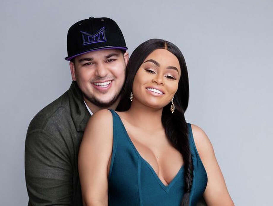 Rob Kardashian & Blac Chyna's History As Told Through Social Media