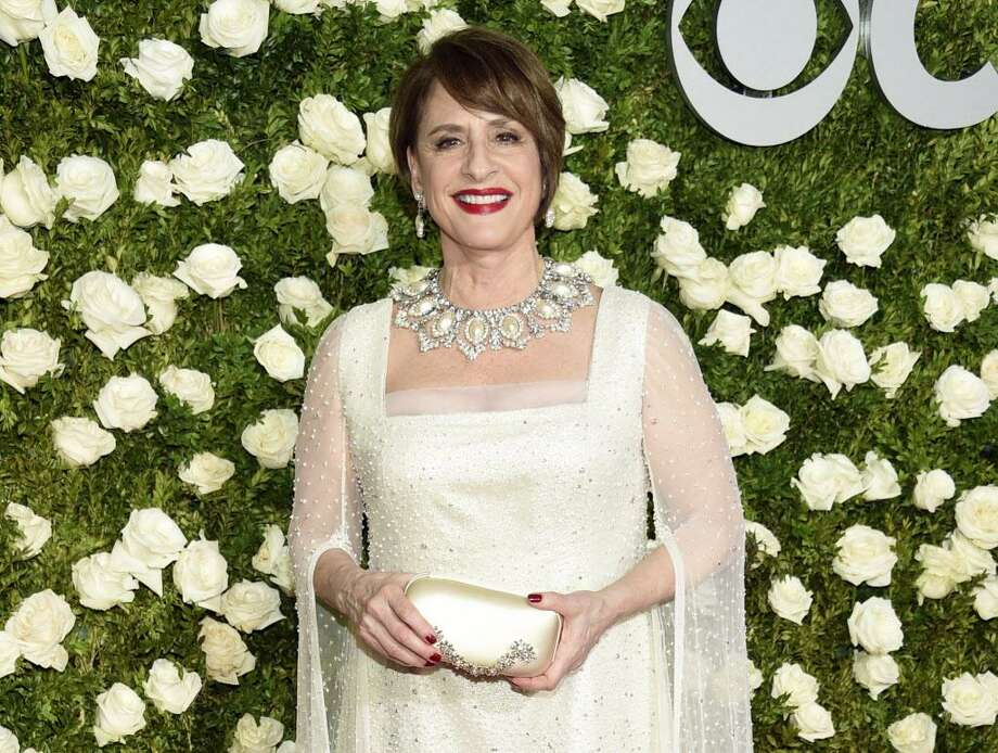 Patti LuPone arrives at the 71st annual Tony Awards in June at Radio City Music Hall. Photo: Evan Agostini / Associated Press / 2017 Invision