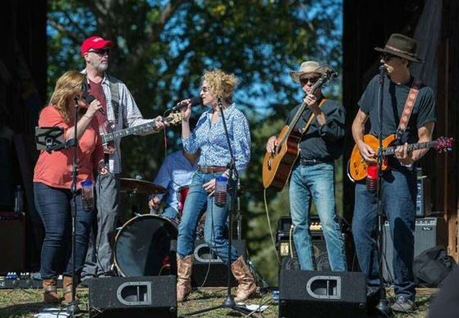 The Wilton-based band Bob's Your Uncle headlines Wilton Library's Summer Music & More Concert Series from 5-6:30 p.m. Thursday, July 13. Photo: Contributed Photo