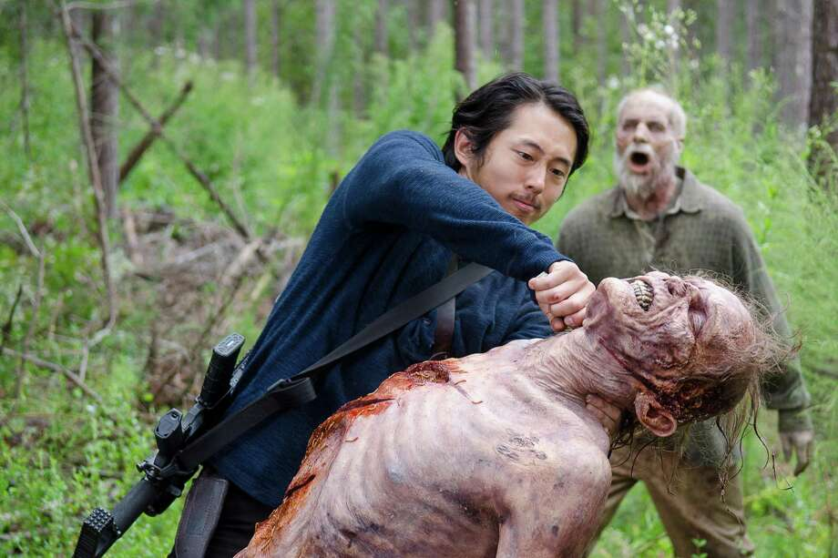 The Walking Dead: Steven Yeun reflects on Glenn