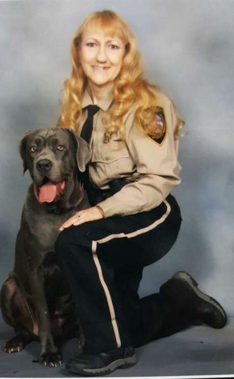 Cynthia Young was killed July 4 in Marble Falls in a hit-and-run accident. Young was a corrections officer for Comal County. Photo: Comal County Sheriff's Office