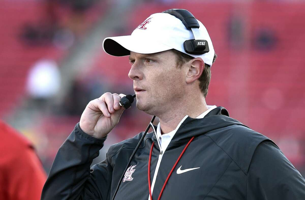 University of Houston football coach Major Applewhite will have to wait a little longer to coach his first game. Saturday's season opener against UT-San Antonio has been postponed.