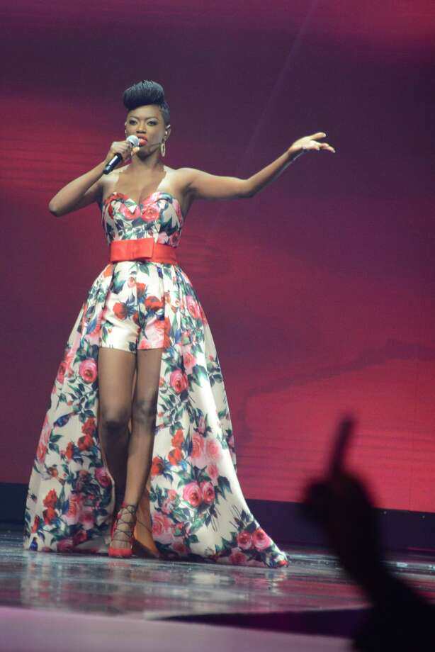 RUSTENBURG, SOUTH AFRICA  MARCH 26: (SOUTH AFRICA OUT):  Singer Lira during the crowning of Miss SA 2017 beauty pageant at Sun City Superbowl on March 26, 2017 in Rustenburg, South Africa. South Africas national beauty pageant grand finale. From its inception, the Miss South Africa pageant has attracted thousands of beautiful, empowered women from across the nation. (Photo by Frennie Shivambu/Gallo Images/Getty Images) Photo: Gallo Images/Getty Images
