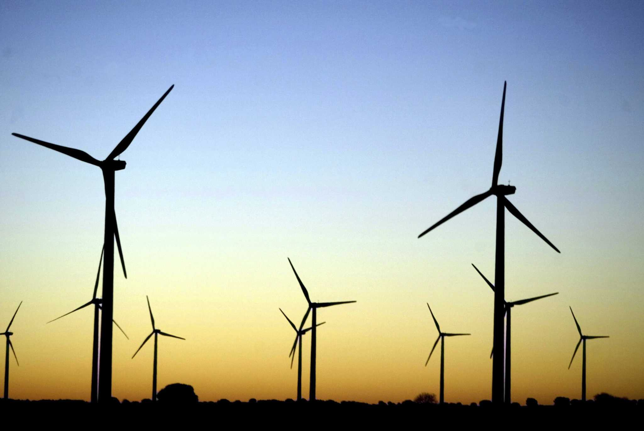 Largest wind farm in the U.S. to serve Panhandle - Houston Chronicle