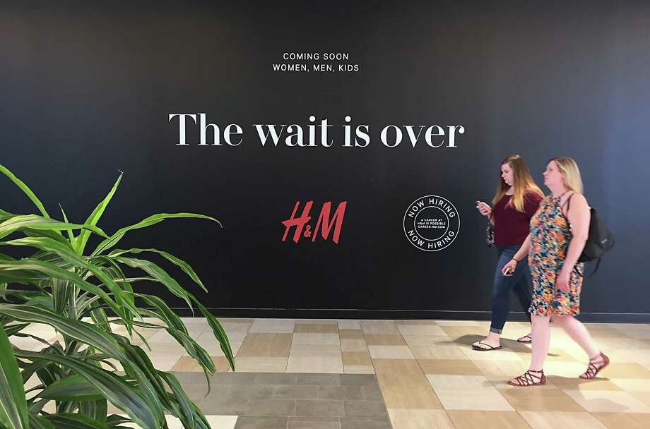H&M in Colonie Center announces grand opening - Times Union