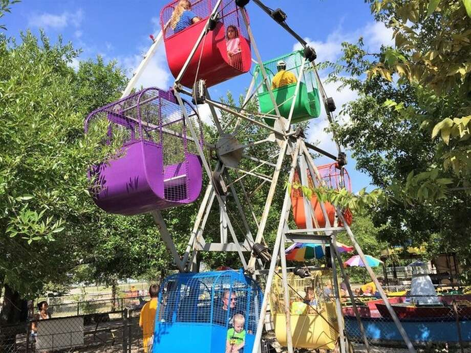 Online bidding for Kiddie Acres Amusement Park items begins July 11, 2017 at 12 p.m. and ends Aug. 8, 2017 at 9 a.m. on the Jones Swenson Auction site. Photo: Courtesy/Jones Swenson Auctions