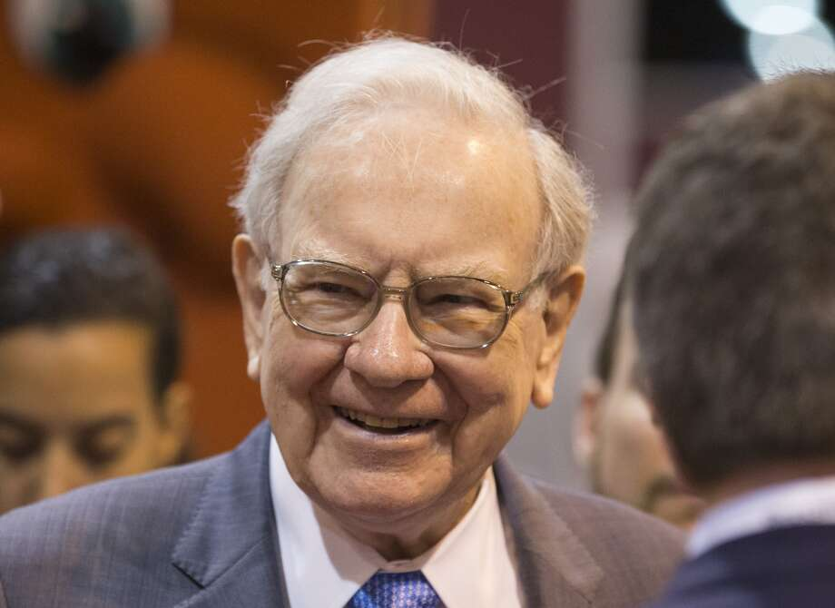 Warren Buffet's company, Berkshire Hathaway, is poised to purchase Oncor. Photo: AP File