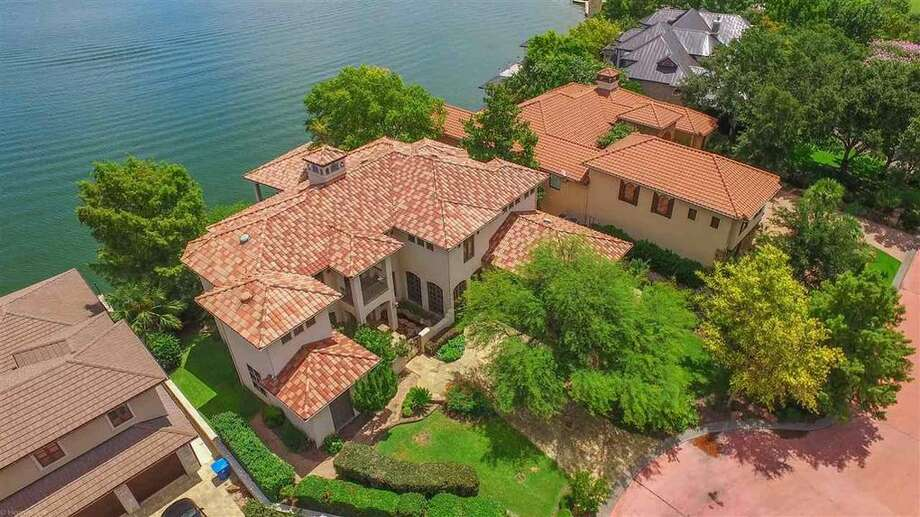 Secretary of State Rex Tillerson and his wife Renda have listed their four-bedroom resort property in Horseshoe Bay, Texas fro $3,975,000. Photo: Realtor.com