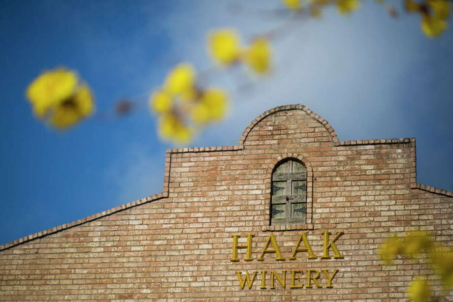 The winery at Haak Vineyards & Winery in Santa Fe on the south side of Houston. Haak Winery is one of the local wineries that boasts a Wine Club.  ( Marie D. De Jesus / Houston Chronicle ) Photo: Marie D. De Jesus, Staff / © 2016