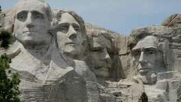 Sculptor Gutzon Borglum was the artist behind the Mount Rushmore National Memorial in South Dakota.