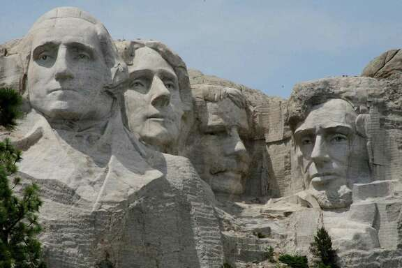 Sculptor Gutzon Borglum was the artist behind the Mount Rushmore National Memorial in South Dakota.