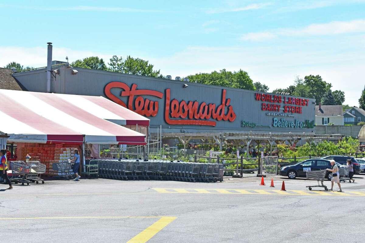 Stew Leonard's flagship store in Norwalk, Conn., on July 6, 2017.