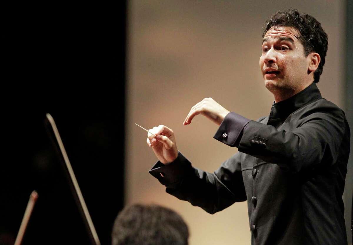 Music director Andres Orozco-Estrada