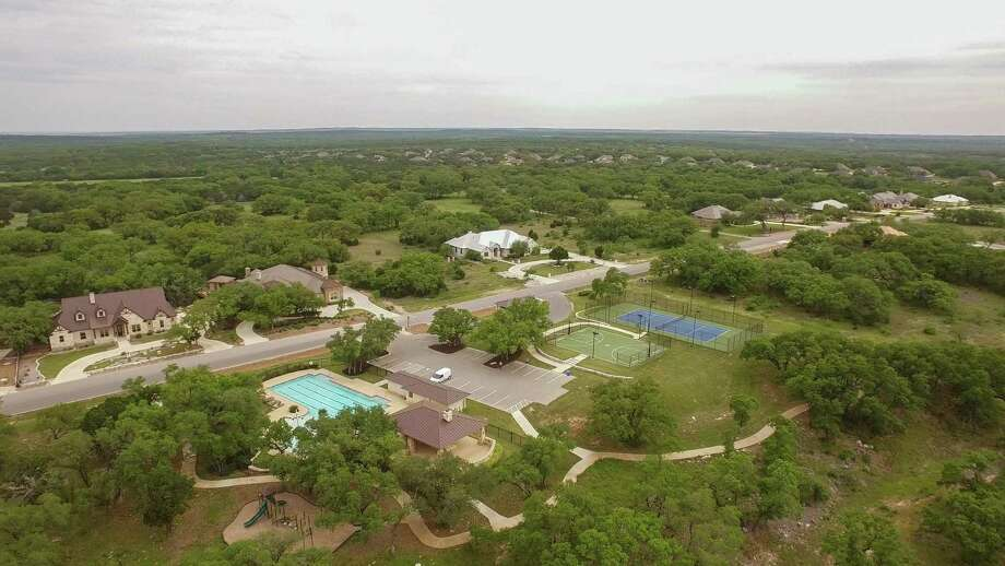 Copper Ridge subdivision near New Braunfels is under a boil-water advisory. Photo: /