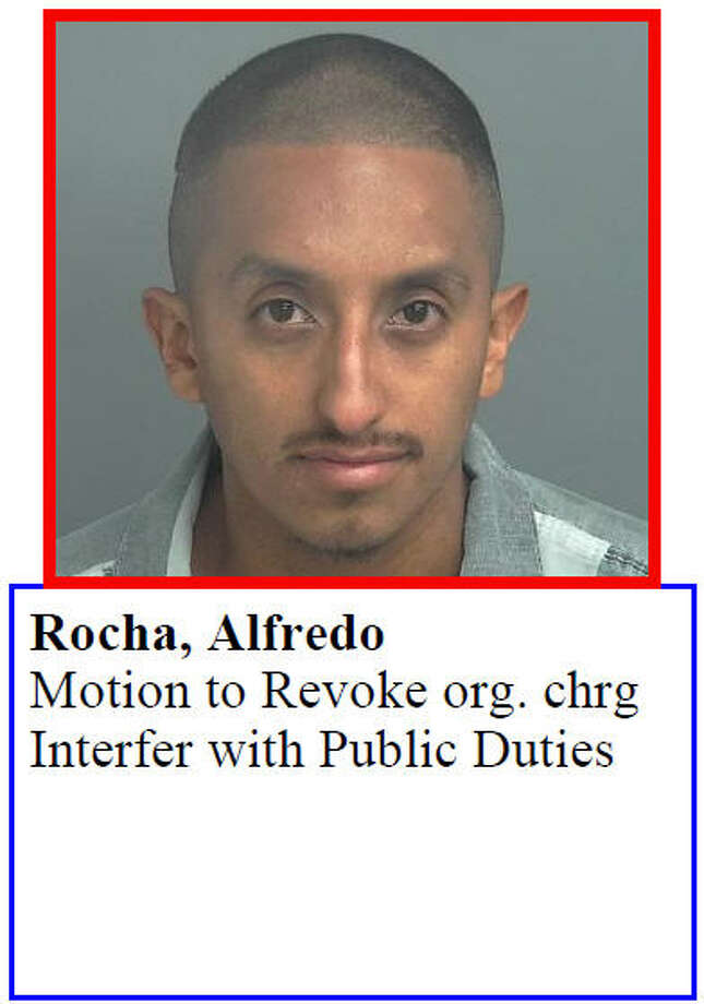 Alfredo Rocha was arrested in June 2017 by the Montgomery County Sheriff's Office as part of a county-wide warrant round-up. Photo: Montgomery County Sheriffs Office