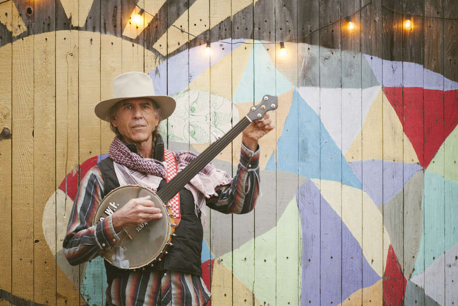 Ralph E White, formerly of Austin's the Bad Livers, will close off the downtown chapter of Laredo's Second Chance Music Store on Sunday night. Photo: Courtesy/ralphewhite.com