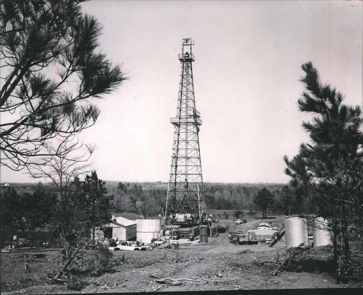 PHOTOS:Interesting facts about Houston's biggest suburbs The year 1933 was an eventful year for Tomball in many ways. On May 27 workers with Humble Oil & Gas Co. (now known as Exxon) were drilling in Tomball and at depths of 5,000 feet struck oil. Click through to learn more interesting facts about Houston's many suburbs...