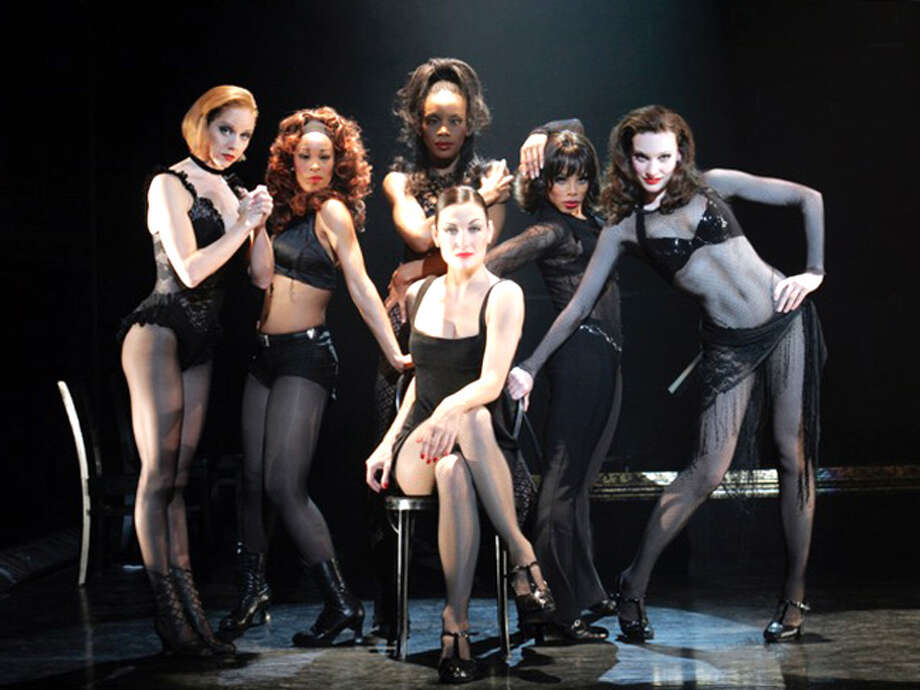 "The cast of ""Chicago,"" which will be performed at the Fox Theatre March 2 to 4. Photo: For The Edge"