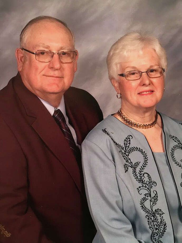 George and Florence Behm of Pigeon will celebrate their 50th wedding anniversary on July 16. Photo: Submitted To The Tribune